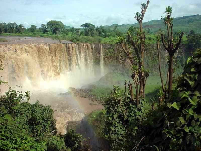 Ethiopia's Tourist Attractions